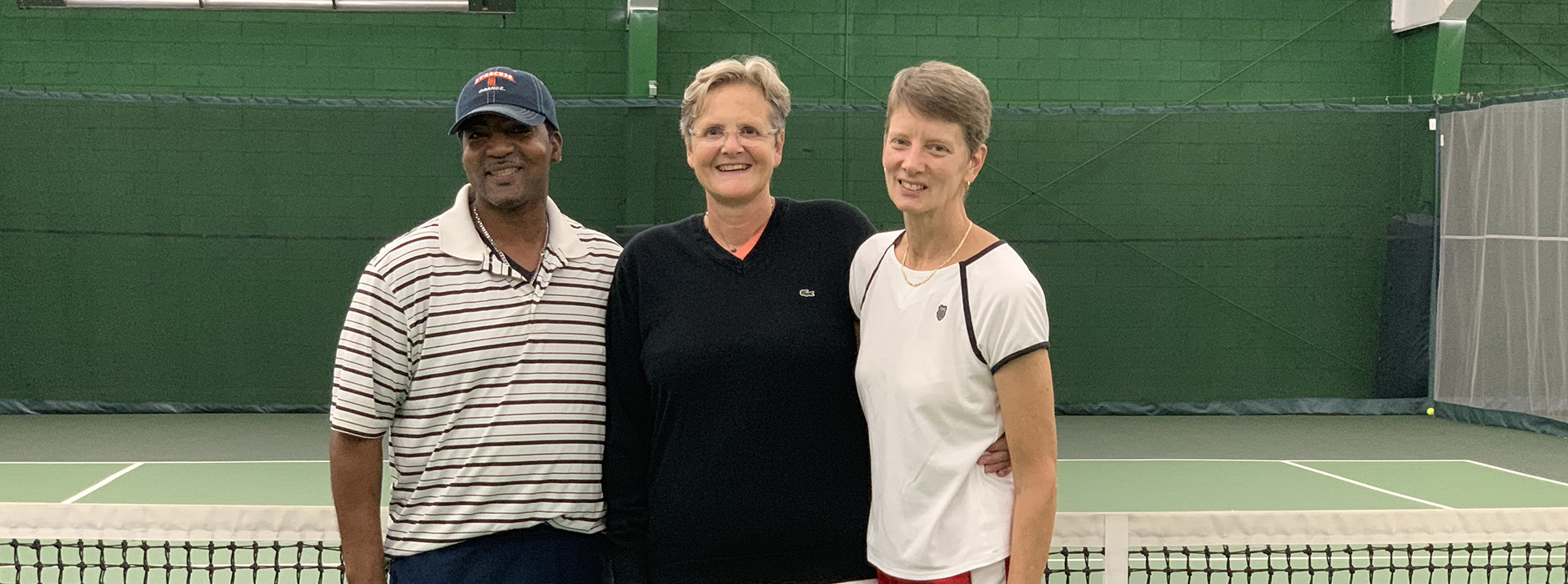 Gina's Tennis World - Team